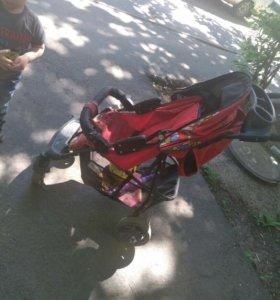 Прогулочная коляска everflo