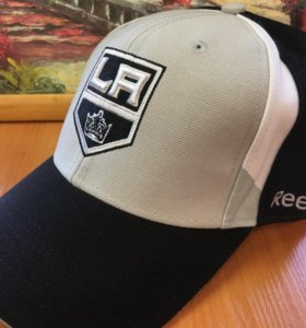 Кепка бейсболка NHL Los Angeles Kings новая.Оригин