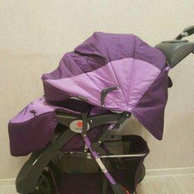Детская прогулочная коляска Geoby С879СR