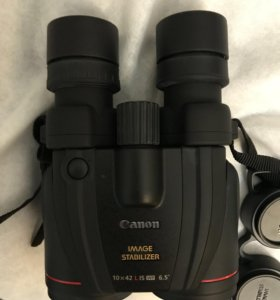 Бинокль Canon 10x42l is wp