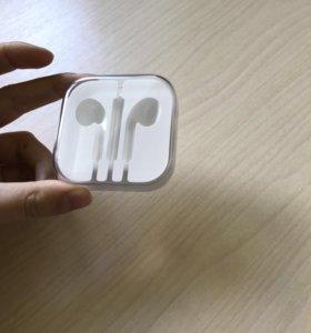 Оригинальная коробка от EarPods Apple