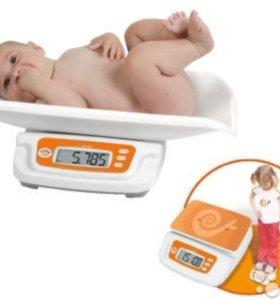 Детские весы mebby