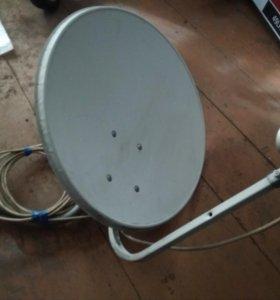 Тарелка и ресивер триколор ТВ