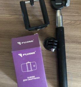 Штатив/selfie палка Fujimi GP MNP-003
