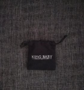King Baby Studio Small Alloy RAVEN SKULL
