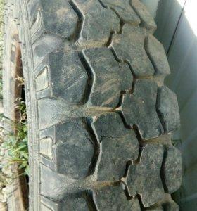 Покрышка шина на зил 130