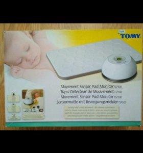 Монитор дыхания для детей с радио няней