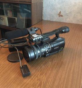Видеокамера Sony hvr 1e