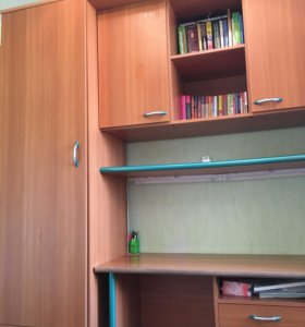Шкаф(фирмы Шатура)