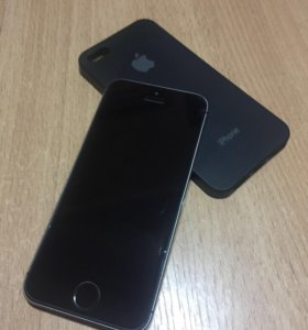 iPhone 5s 64GB (Space Gray)