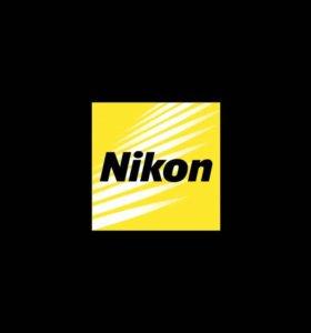 Запчасти к фотокамерам Nikon, оригинал
