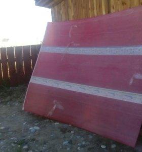 Поликарбонат красный