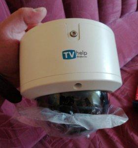 Купольная видео камера