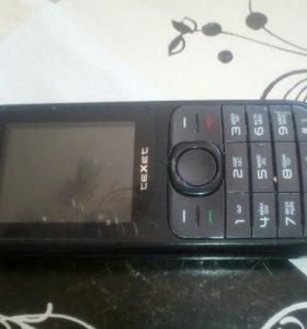 Продам телефон Тексет