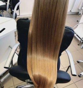Восстановительные процедуры для волос