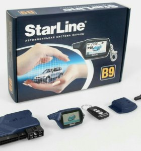 StarLine B9 Новая