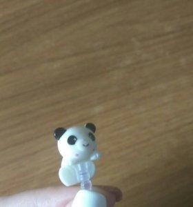 Заглушка панда пластик