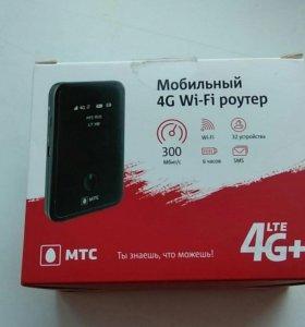 мтс вай фай роутер 4G