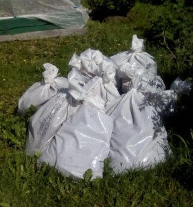Мешки для торфа, удобрен на 100л - цена 3 руб