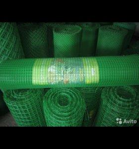 Сетка садовая 20м. 15×15