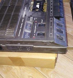 Магнитофон кассетный соната.
