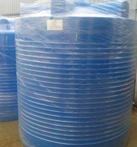 Емкость пластиковая 3000 литров.