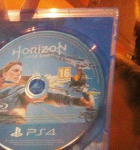 Horizon Zero Dawn на PlayStation 4