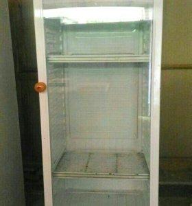 Холодильник Атлант со стеклянной дверью