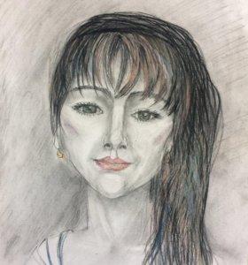 Делаю портреты на заказ