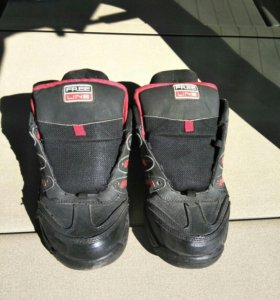 Скейтерские ботинки