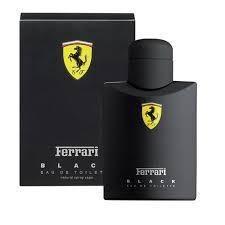 FERRARI BLACK 125мл