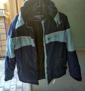 Мужская куртка L-XL