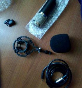 Microphone GEVO.