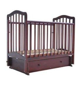 детская кроватка Лаура-1