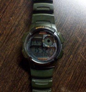 Часы Casio World time Illuminator