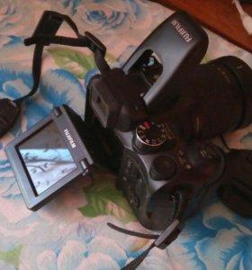 Компактный фотоаппарат Fujifilm FinePix S100FS