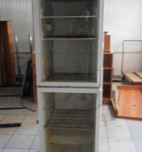 Холодильник вертикальный финский
