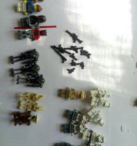 Фигурки Lego Star Wars Звездные войны