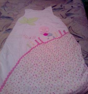 Спальный детский мешок