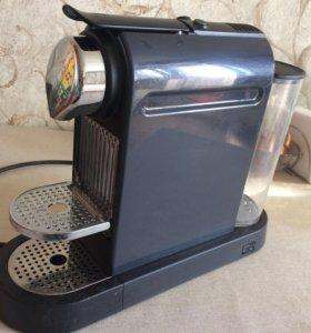 Кофемашина капсюльная Nespresso Krups