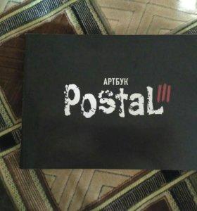 Артбук Postal III