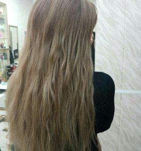 Коррекция волос за 4 часа