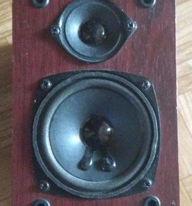 Продам небольшую пассивную акустику
