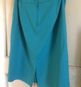 Костюм: юбка и пиджак
