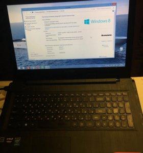 Ноутбук Lenovo. i7, 8 Gb