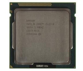 Intel Core i5-2310 2.9GHz (TB up to 3.2GHz)
