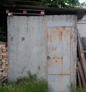 Бытовка подсобка кладовка бетонная