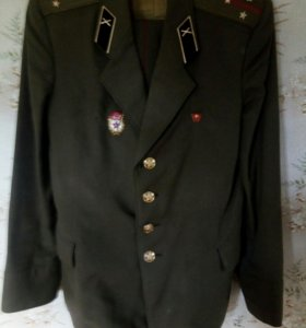 Китель и брюки офицера СА