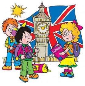 Изучение английского языка для детей с 5 лет