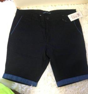 Продам мужские шорты с этикеткой, 50 размера